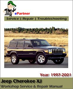 Jeep Cherokee XJ Service Repair Manual 1997-2001
