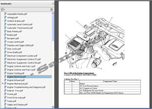 cadillac srx service repair manual 2004 2008 automotive. Black Bedroom Furniture Sets. Home Design Ideas