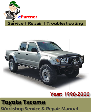 Toyota Tacoma Owners Manual and Warranty - Toyota Owners
