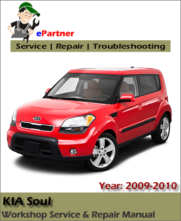 kia soul service repair manual 2009 2010 automotive. Black Bedroom Furniture Sets. Home Design Ideas