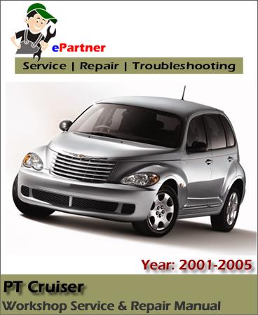 PT Cruiser Service Repair Manual 2001-2005