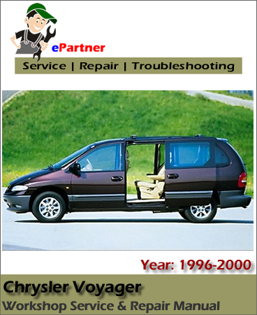 Chrysler Voyager Service Repair Manual 1996-2000