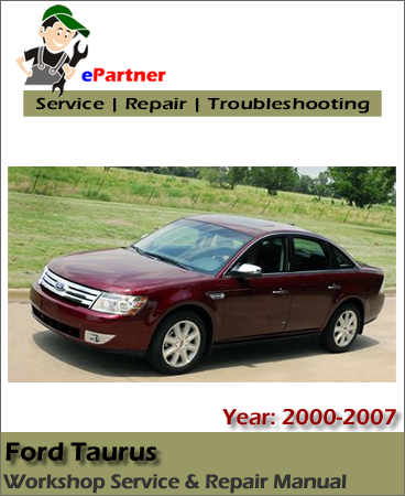 ford focus workshop manual pdf free