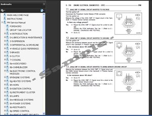 kia cerato forte service repair manual 2009 2010. Black Bedroom Furniture Sets. Home Design Ideas