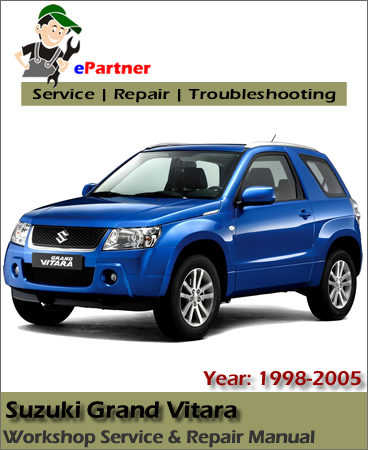 Suzuki Grand Vitara Service Repair Manual 2005-2007 | Automotive