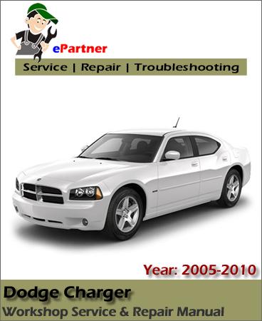 Dodge Charger Service Repair Manual 2005-2010