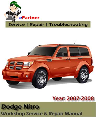 Dodge nitro manual transmission