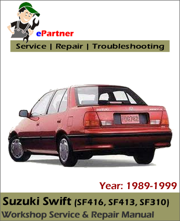suzuki swift service repair manual suzuki swift pdf mandegar info rh mandegar info 1991 Suzuki Swift 2000 Suzuki Swift
