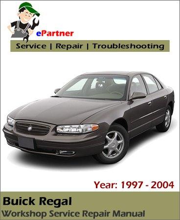 Buick Regal Service Repair Manual 1997-2004