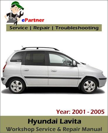 Hyundai Lavita Service Repair Manual 2001-2005