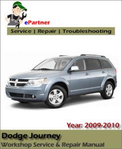 2009 dodge journey repair manual