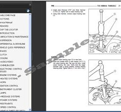 Pontiac Grand Prix Service Repair Manual 2004 2008