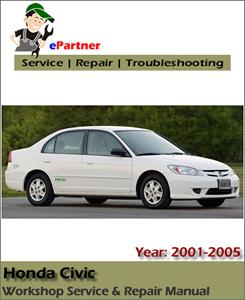 Honda civic repair Manual Years 1996 to 2000 Free Download