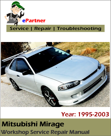 98 Mitsubishi Mirage Repair manual